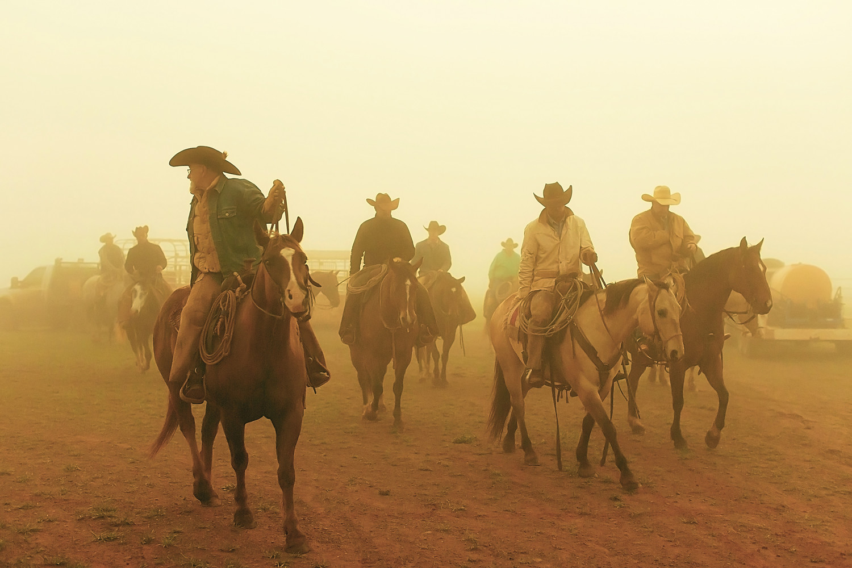 Cowboys Of The Waggoner Ranch Cowboys Of Waggoner Ranch