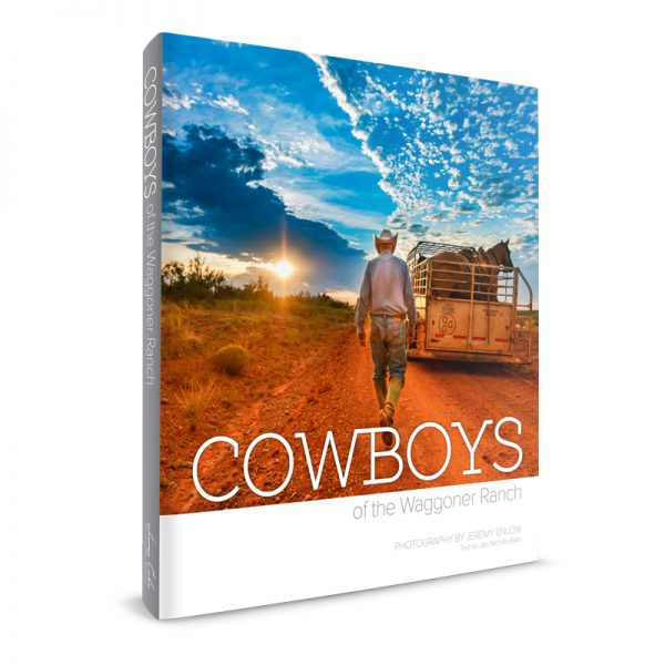 Cowboys of the Waggoner Ranch – Cover