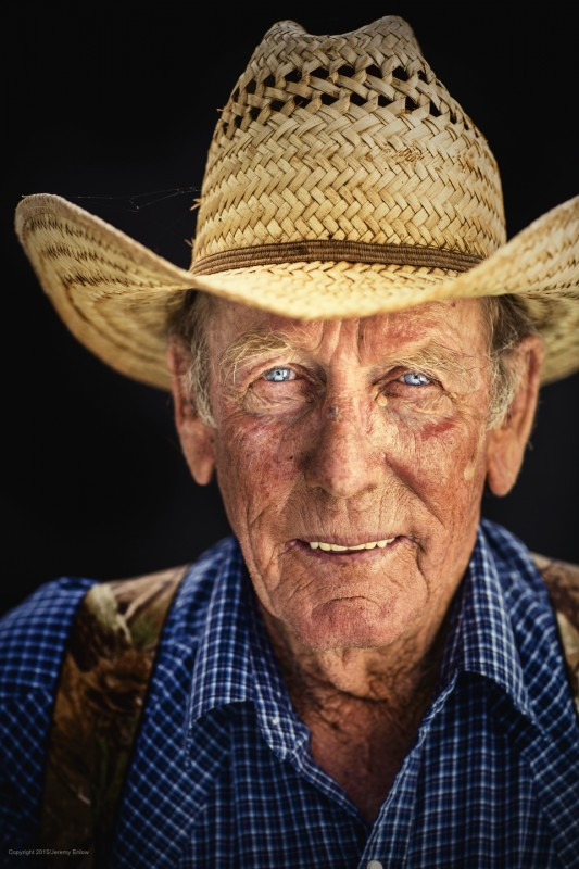Waggoner Ranch cowboy Bobby Daniel retired last week after 51 years on the Waggoner