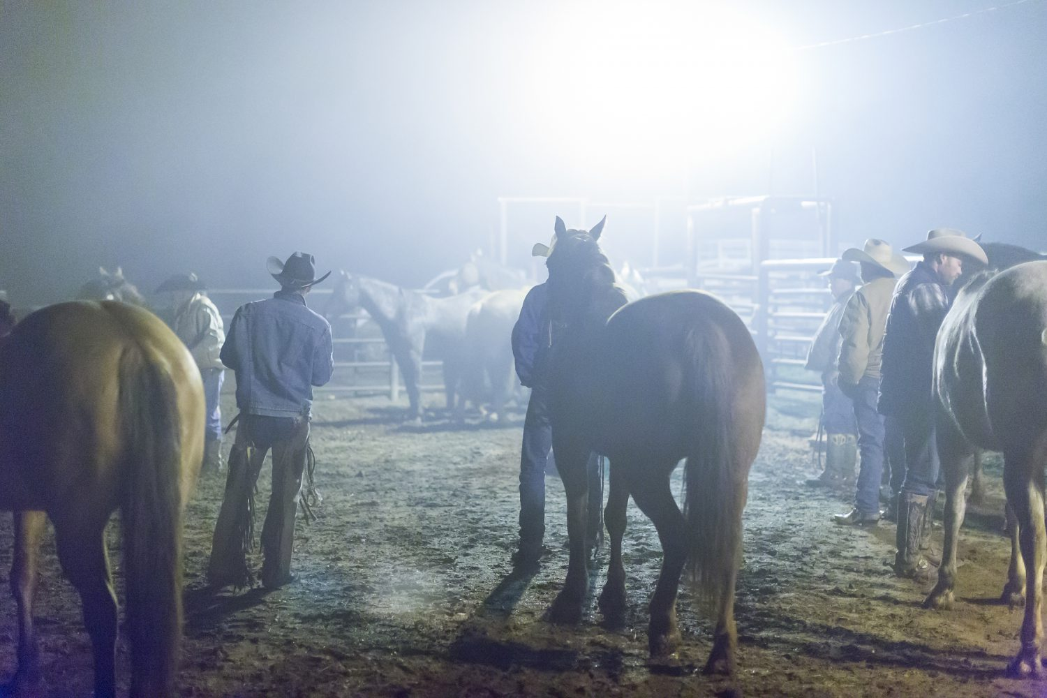 New never before seen photographs of the Waggoner Ranch