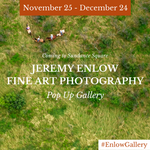 Jeremy Enlow Fine Art Photography Pop Up Gallery