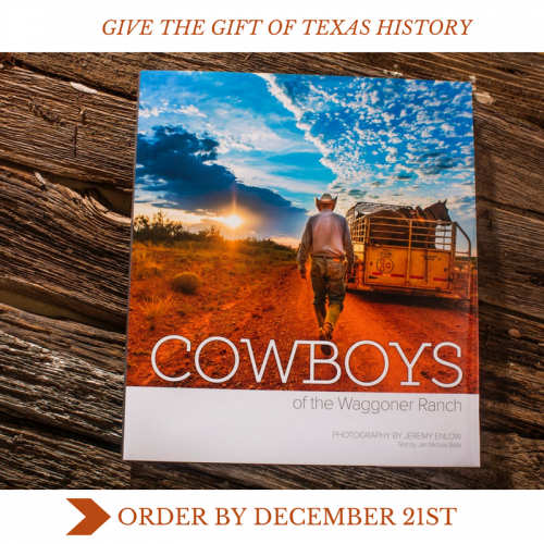 Cowboys of the Waggoner Ranch is proud to be a GO TEXAN product
