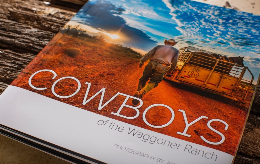 We're giving away a signed copy of Cowboys of the Waggoner Ranch